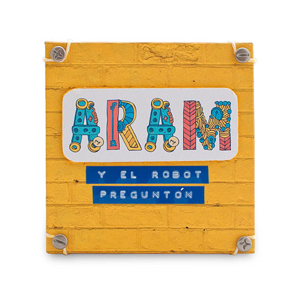 Aram y el robot preguntón