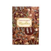 cuaderno de campo de Nicolás