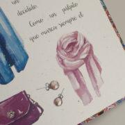 cuento personalizado para regalar a chicas y chicos locos por la moda