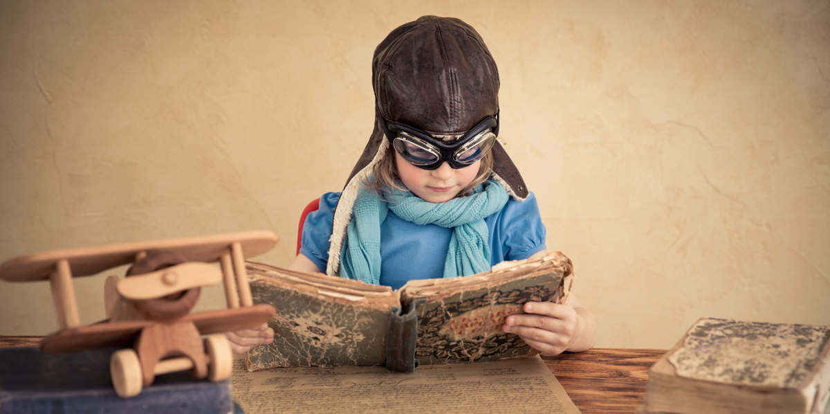 pequeño lector explorador