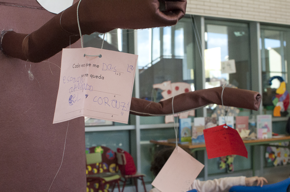 actividad poesía infantil y primaria