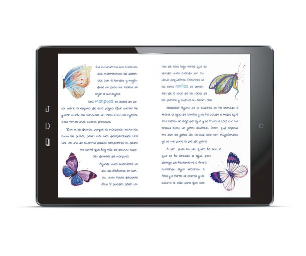 cuento personalizado animales leer paginas