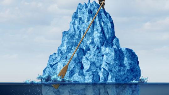 teoría del iceberg de ernest hemingway, escritura creativa
