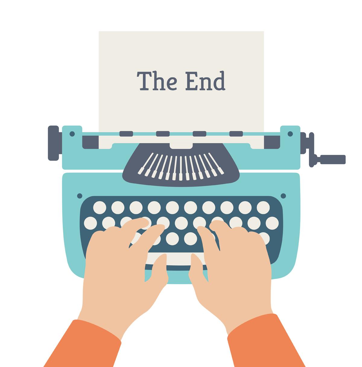 Cuatro hábitos infalibles para terminar todas tus historias