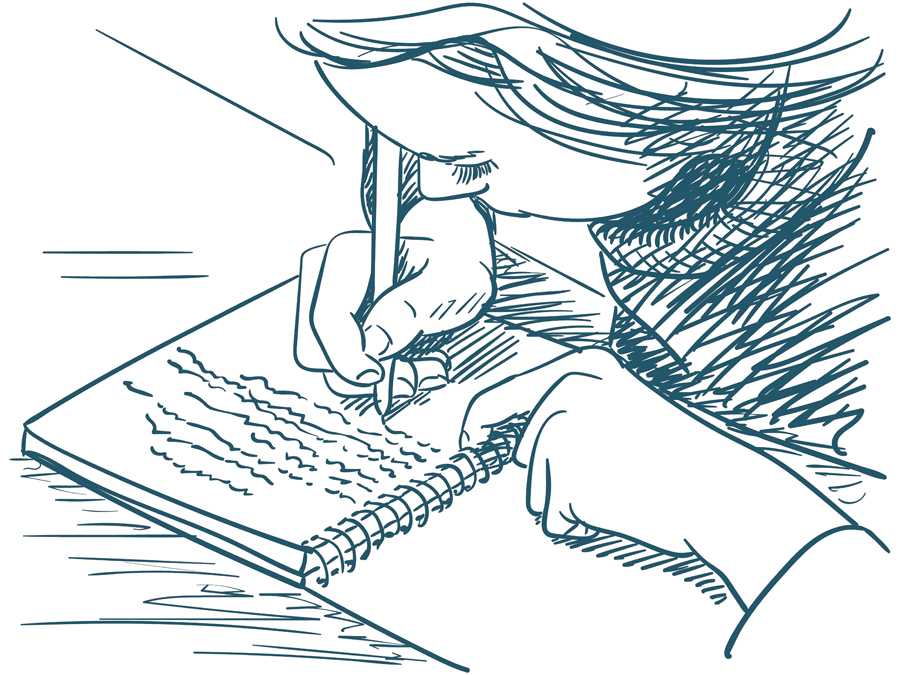 Ejercicio rápido para reconectar con tu inspiración literaria