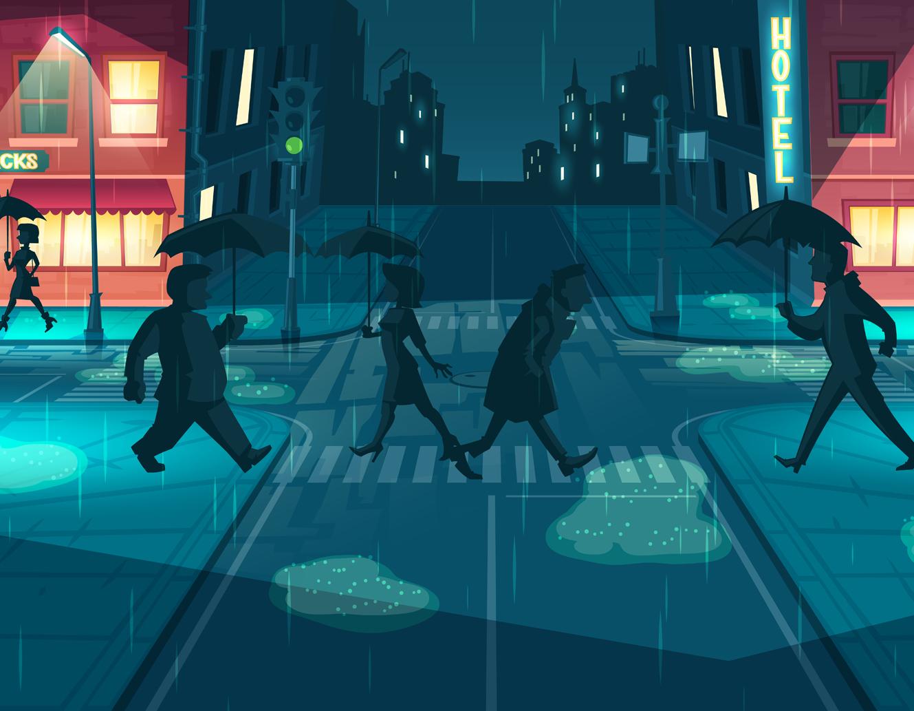 Juegos para entrenar tu creatividad literaria mientras caminas por la calle (parte I)
