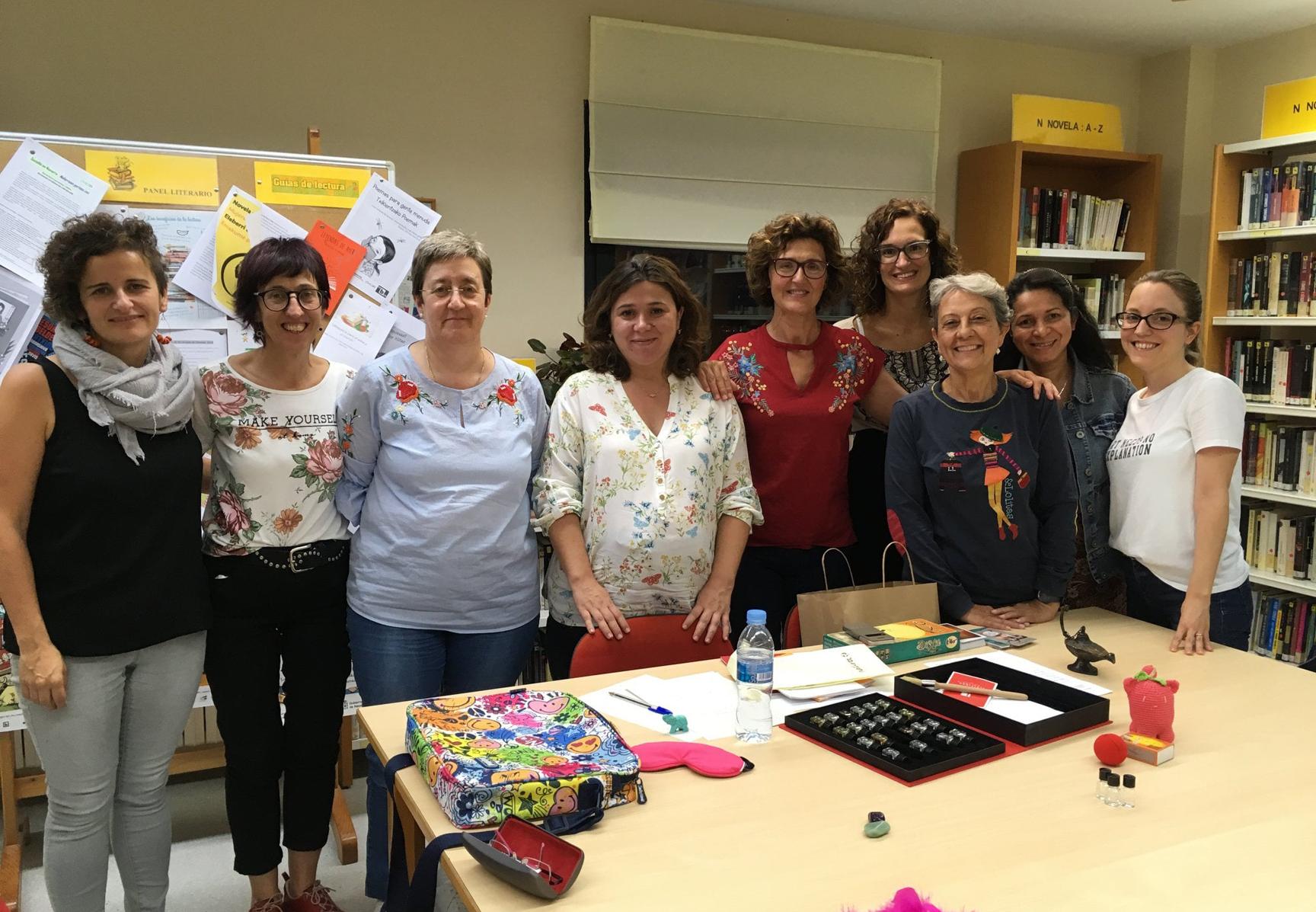 Taller de narrativa para adultos en la Biblioteca de Mendavia