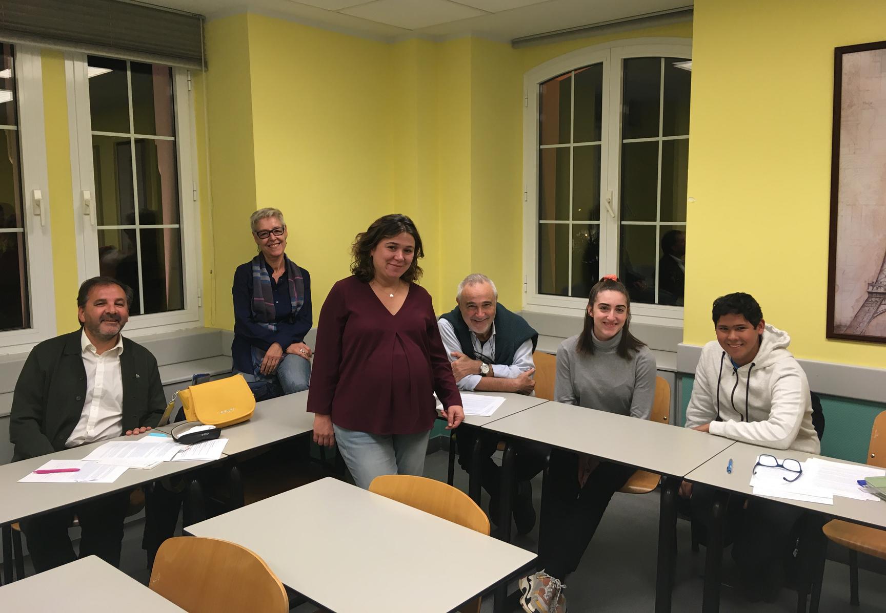 Curso de escritura creativa en el centro cultural Ibercaja de Logroño